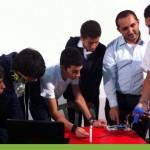 Estudiantes de Itagüí construyen sensor de temperatura