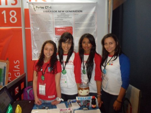 La Feria CT+I tuvo a los mejores representantes de la investigación en Itagüí