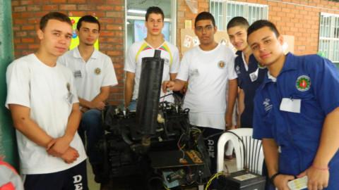 Los estudiantes de Itagüí sueñan con ser emprendedores
