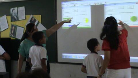 El talento y la creatividad de los estudiantes de El Rosario