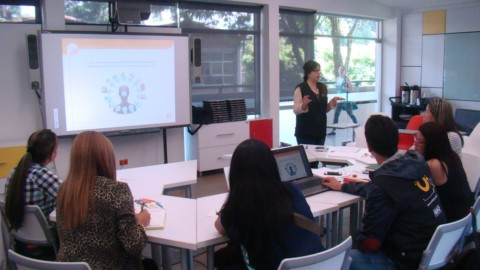 Con historias de vida y redes de aprendizaje comenzó Proyectos Colaborativos 2014
