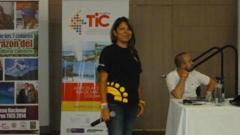 """Plan Digital TESO presente en el Cuarto Congreso Nacional """"Nuestras TIC"""""""