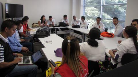 La Mesa de Ayuda, soporte tecnológico para las instituciones de Itagüí