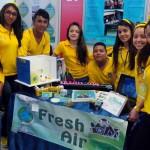 Estudiantes de Itagüí participan en la Feria CT+i