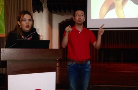 Segunda Charla TESO: TIC al alcance de las personas en situación de discapacidad