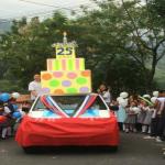 Loma Linda celebró por lo alto sus 25 años de vida institucional