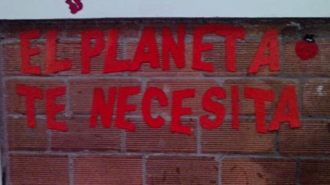 Campaña a favor del Medio Ambiente en la I.E San José