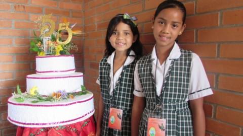 55° Aniversario de la I.E. María Josefa Escobar