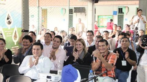 EcoHuertas Escolares: un referente de transformación en Itagüí
