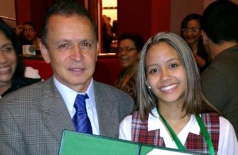 En Itagüí tenemos a la estudiante más destacada del Valle de Aburrá
