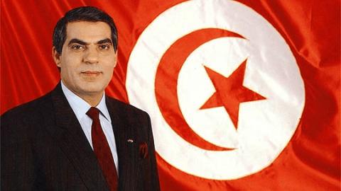 La dictadura de Ben Alí