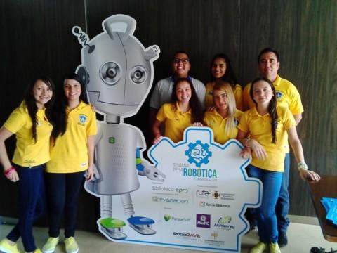 Pólux, preparados para mundial de robótica