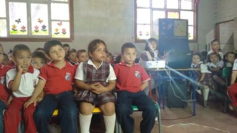 Nuevo ambientes de aprendizaje en preescolar