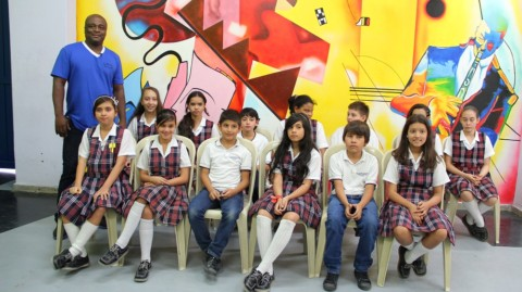 Estudiantes de Itagüí y Nueva Jersey intercambian conocimientos gracias a las TIC
