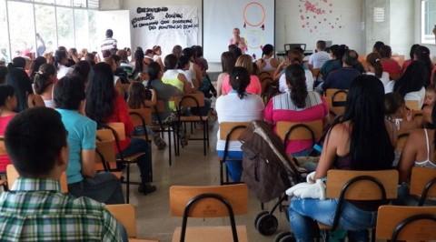 Comunidades de Aprendizaje en la Luis Carlos Galán