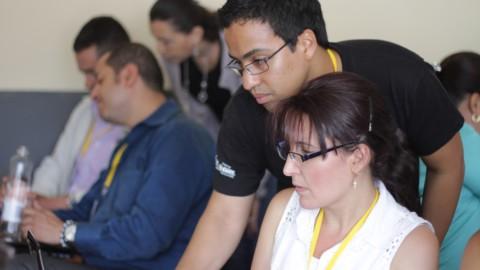 Tutores, fuente de aprendizaje en el Campamento Digital TESO