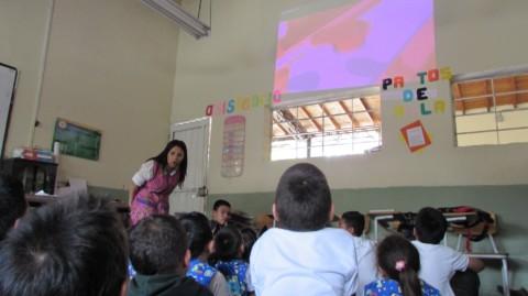 Adriana Villada, una maestra transformadora