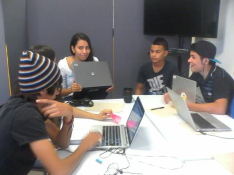 Monitores TESO, más cerca del Campamento Antioquia Digital