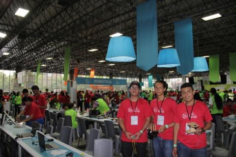 Monitores TESO participaron en Campamento Antioquia Digital