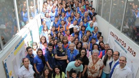 Celebración del Día del Voluntario Galanista