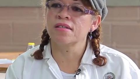 Maria Helena Usma, representará a Antioquia en el Foro Nacional de Educación