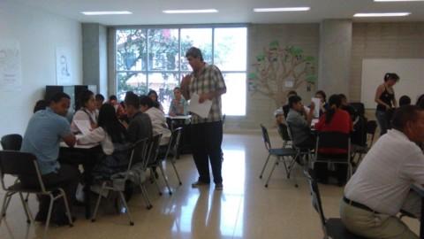 Grupos Interactivos en la Luis Carlos Galán