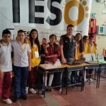 Feria de la Ciencia, Tecnología y productividad en la Felipe Restrepo
