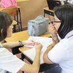 Día de la solidaridad en la I.E. Concejo de Itagüí