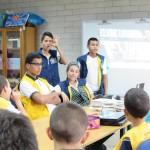 Conoce a los grandes líderes de la María Josefa Escobar