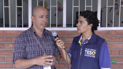 """""""TESO es un excelente complemento para la apropiación de la tecnología"""""""