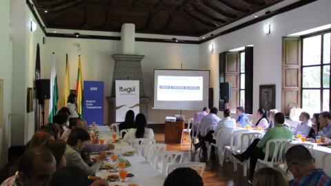 Encuentro con Docentes Directivos de Itagüí