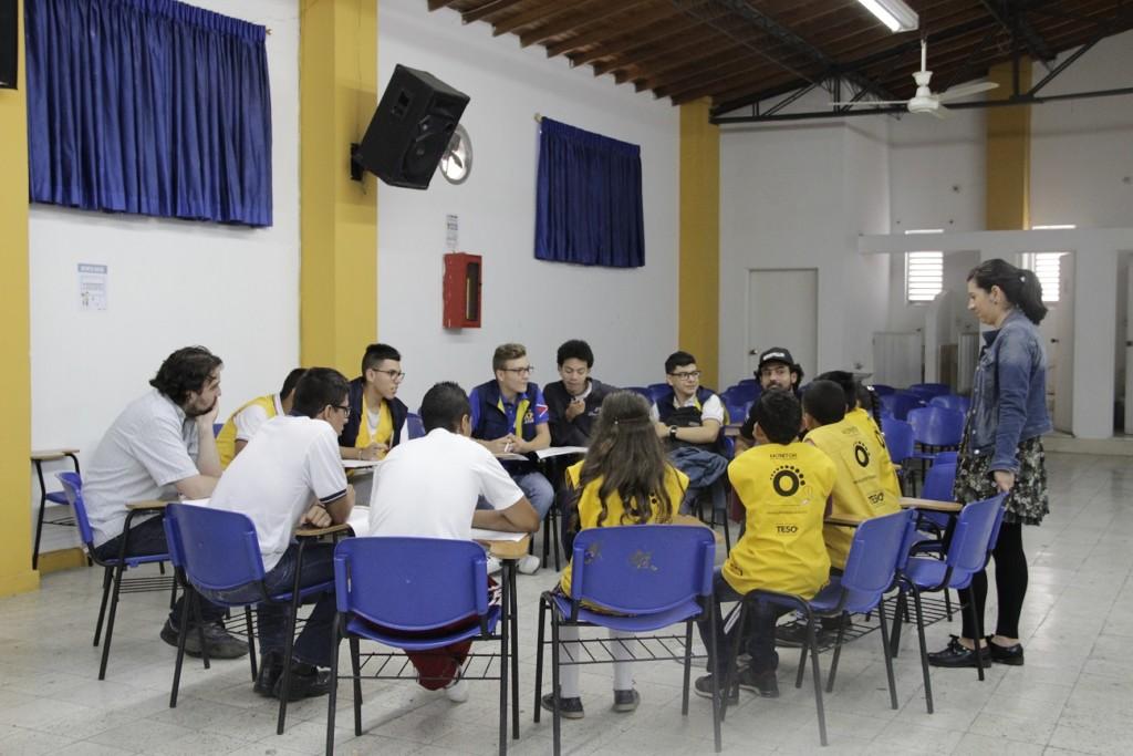 Encuentro Monitores TESO