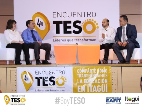 4to Encuentro Digital: Un evento para compartir la transformación educativa de Itagüí