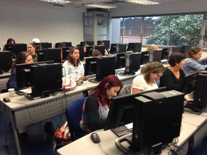 Docente lidera el Día Digital en Plataforma LMS Schoology