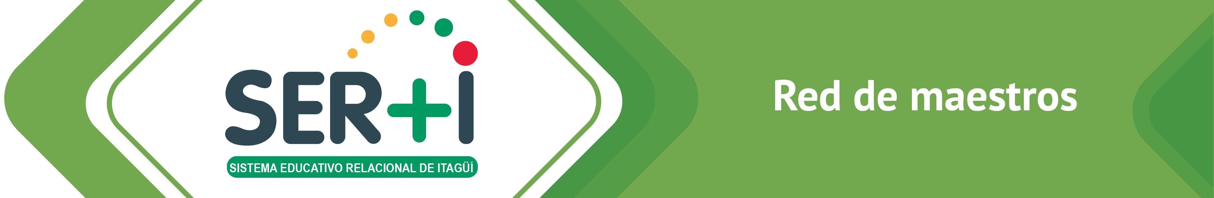 Banner Sistema Educativo Relacional Itagüí (SER+i)