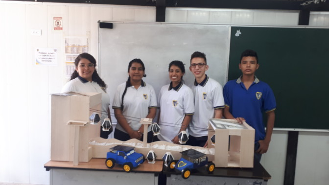 Aprovechamiento de la energía solar en el transporte público para la comuna cinco del municipio de Itagüí