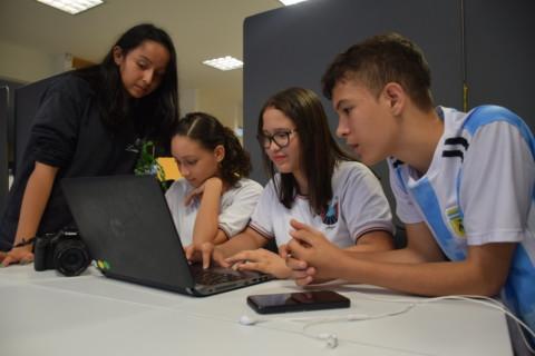 Experiencias de los estudiantes con el Plan Digital Itagüí