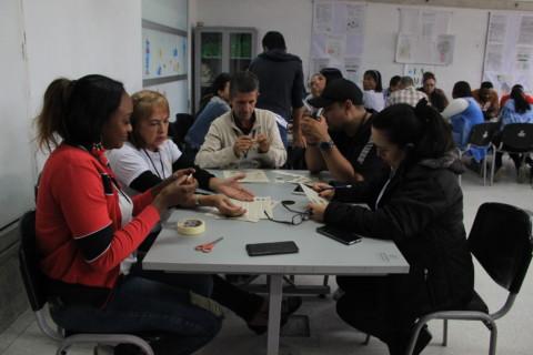 Docentes de Itagüí comparten experiencias de innovación educativa